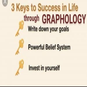 3Keys to Success in Life - Vivitsa Handwriting Academy Graphology Courses | Handwriting Classes in Pimple Saudagar – VIVITSA Handwriting Academy | graphology courses | handwriting classes in pimple saudagar