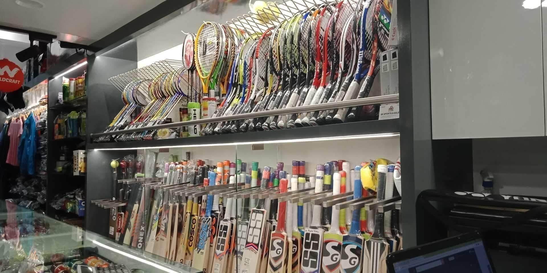 SK-Sports-Goods-Store-cricket-badminton-bats Sports Goods Store / Shop in Pimple Saudagar – SK Sports and Sales | sports goods store / shop in pimple saudagar