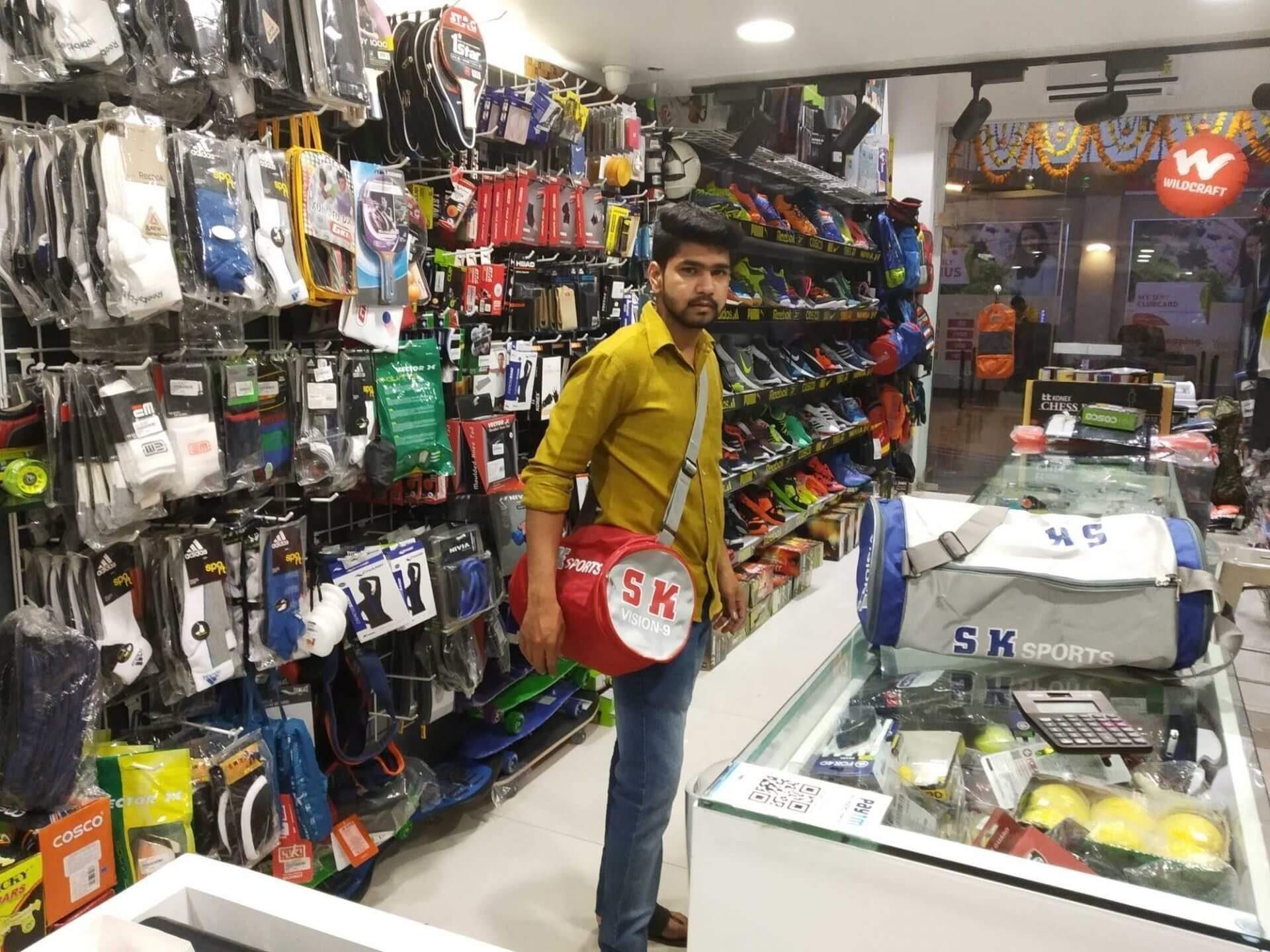 SK-Sports-Goods-Store-shop-interior Sports Goods Store / Shop in Pimple Saudagar – SK Sports and Sales | sports goods store / shop in pimple saudagar