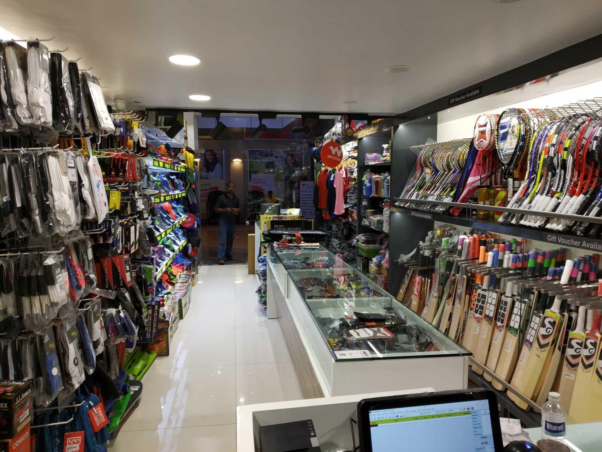 SK-Sports-Goods-Store-shop-interior1 Sports Goods Store / Shop in Pimple Saudagar – SK Sports and Sales | sports goods store / shop in pimple saudagar