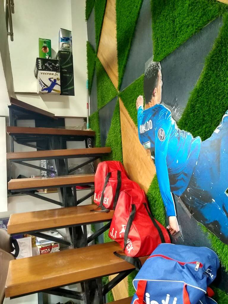 sk-sports-shop-interior-Bags Sports Goods Store / Shop in Pimple Saudagar – SK Sports and Sales | sports goods store / shop in pimple saudagar
