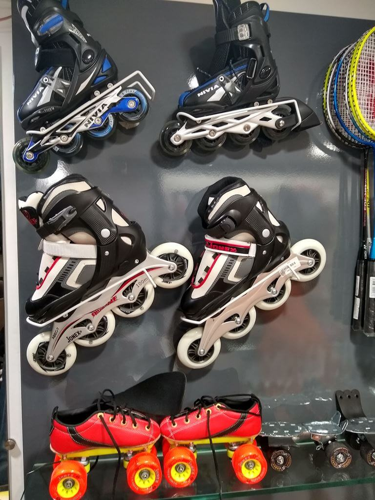 sk-sports-shop-interior-Skates Sports Goods Store / Shop in Pimple Saudagar – SK Sports and Sales | sports goods store / shop in pimple saudagar