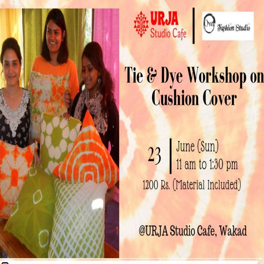 Tie & Dye Workshop ( Shibori) in pimple saudagar