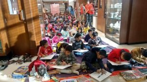 Drawing Competition at Grafiti Expression Drawing, Art, Painting Classes / Institute in Pimple Saudagar- Grafiti Expressions   drawing