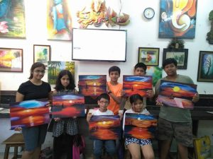 Grafiti Expression - Drawing Art classes for all age group 2 Drawing, Art, Painting Classes / Institute in Pimple Saudagar- Grafiti Expressions | drawing