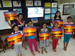 Grafiti Expression - Drawing Art classes for all age group 3 Drawing, Art, Painting Classes / Institute in Pimple Saudagar- Grafiti Expressions | drawing