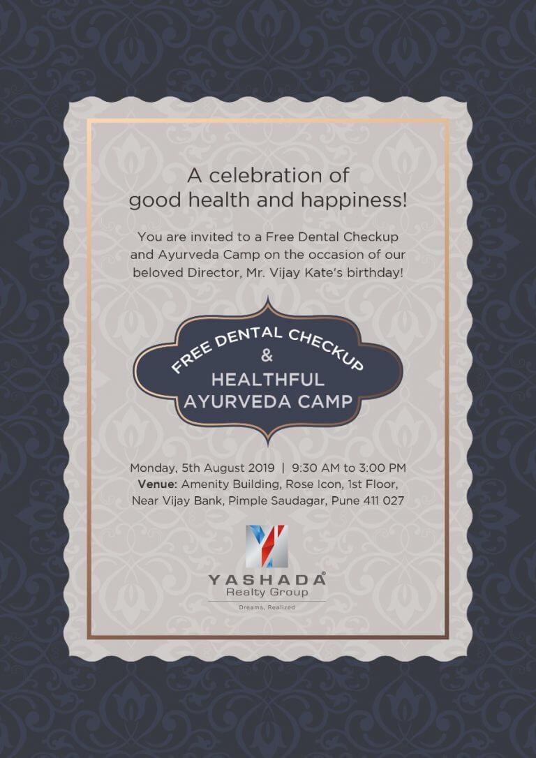 healthwell Ayurvedic camp- Brahmachaitnya Ayurvedic clinic Best Ayurvedic Doctor, Panchakarma Clinic in Pimple Saudagar – Dr. Omkar Babel | best ayurvedic doctor