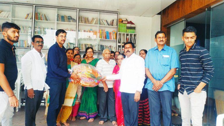 Donation Towards flod relief - Brahmachaitnya Ayurvedic clinic in pimple saudagar Best Ayurvedic Doctor, Panchakarma Clinic in Pimple Saudagar – Dr. Omkar Babel | best ayurvedic doctor
