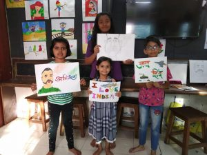 Painting Classes-Grafiti Expression - Drawing Art classes for all age group Drawing, Art, Painting Classes / Institute in Pimple Saudagar- Grafiti Expressions | drawing