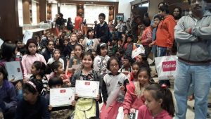 Prize Disrtibution to Students At Grafiti Expressions Drawing, Art, Painting Classes / Institute in Pimple Saudagar- Grafiti Expressions | drawing