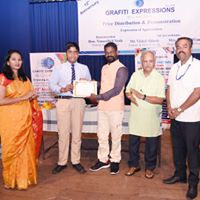 Prize Distribution Grafiti Expressions1 Drawing, Art, Painting Classes / Institute in Pimple Saudagar- Grafiti Expressions   drawing