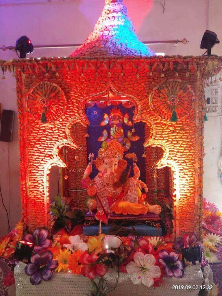 1st Prize Winner – Lokesh Badade, Shri Swami Nivas Rahatani – Pimple Saudagar 2019 | 1st Prize Winner - Lokesh Badade, Shri Swami Nivas Rahatani - Pimple Saudagar 2019
