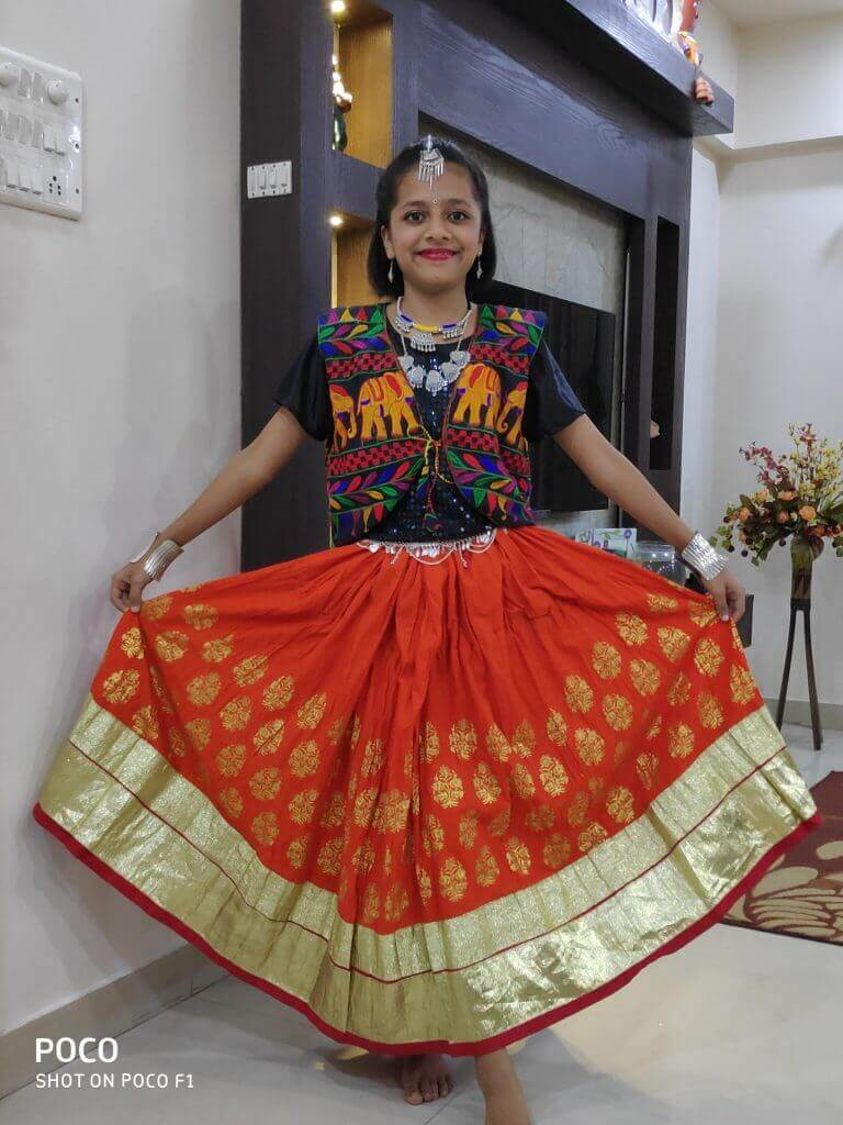 Anushri vijay shinde - Kids Garba Costume Photo Contest – 2019 Anushri Vijay Shinde – Kids Garba Costume Photo Contest – 2019 | anushri vijay shinde - kids garba costume photo contest – 2019