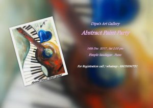 Abstract Paint Party wakad Abstract Paint Party wakad | abstract paint party wakad