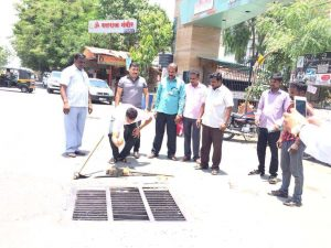 IMG-20160601-WA002 Pre Monsoon Drainage Clean-up at Pimple Saudagar and Rahatani | Pre Monsoon Drainage Clean-up at Pimple Saudagar and Rahatani