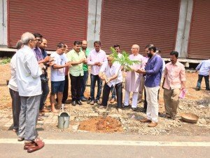 IMG-20160605-WA032 World Environment Day-Tree Plantation done by Corporator Shatrughna Kate | World Environment Day-Tree Plantation done by Corporator Shatrughna Kate