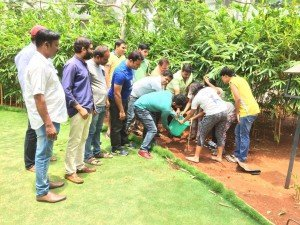 IMG-20160605-WA034 World Environment Day-Tree Plantation done by Corporator Shatrughna Kate | World Environment Day-Tree Plantation done by Corporator Shatrughna Kate