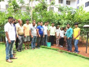 IMG-20160605-WA035 World Environment Day-Tree Plantation done by Corporator Shatrughna Kate | World Environment Day-Tree Plantation done by Corporator Shatrughna Kate