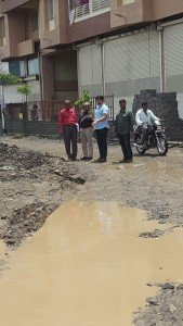 IMG-20160704-WA018 Repair of Road In front of Jarvari Society | repair of road in front of jarvari society