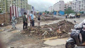 IMG-20160704-WA020 Repair of Road In front of Jarvari Society | repair of road in front of jarvari society