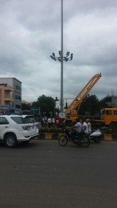 IMG-20160727-WA001 High Mast Light installation on all chowks of Pimple Saudagar | high mast light installation on all chowks of pimple saudagar