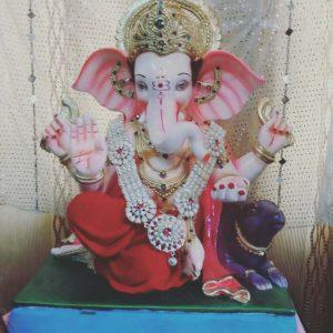 IMG-20160905-WA0001 Vicky's Ganesha–Daffodils Society Row House No 12B Pimple Saudagar | Vicky's Ganesha--Daffodils Society Row House No 12B Pimple Saudagar