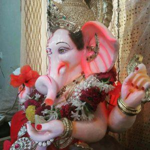 IMG-20160905-WA0003 Vicky's Ganesha–Daffodils Society Row House No 12B Pimple Saudagar | Vicky's Ganesha--Daffodils Society Row House No 12B Pimple Saudagar