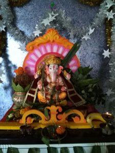 IMG-20160907-WA0002 Devyansh Mahatme's Ganesha Pimple Saudagar | Devyansh Mahatme's Ganesha Pimple Saudagar
