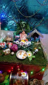 IMG-20160915-WA0000 Snehal Jainwar's Ganesha | Snehal Jainwar's Ganesha
