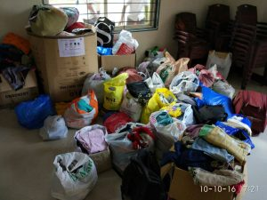 goonj - daan utsav gets overwhelming response - IMG 20161011 WA034 300x225 - GOONJ – Daan Utsav gets overwhelming response