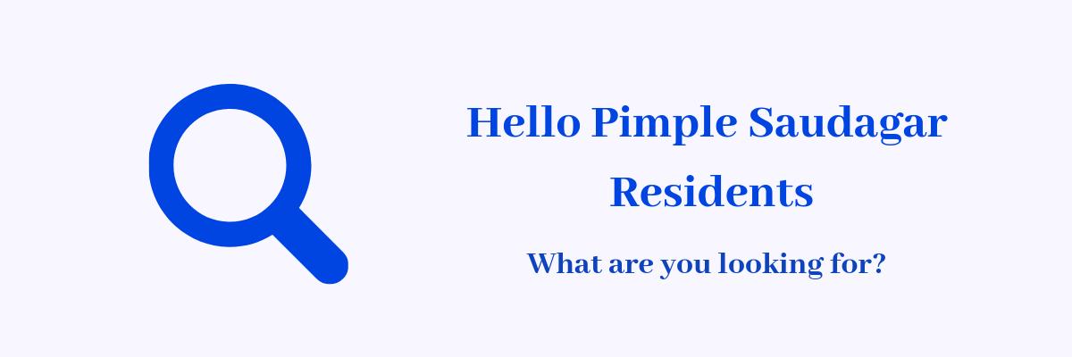 Pimple Saudagar Residents Pimple Saudagar Business Directory, Events, Jobs, News and Online Local Bazaar | pimple saudagar