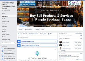 Pimple Saudagar Facebook group Pimple Suadagar Bazaar Facebook Group – For Pimple Saudagar, PCMC Sellers | pimple suadagar bazaar facebook group – for pimple saudagar, pcmc sellers
