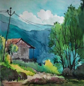 Watercolour Painting Workshop pimple saudagar Watercolour Painting Workshop – wakad, pimpri chinchwad |