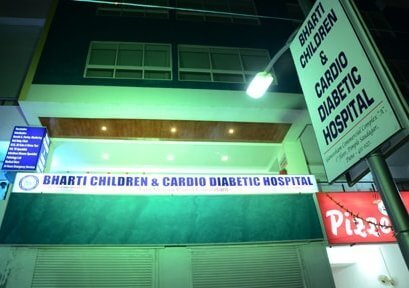 bharti children & cardio hospital pimple saudagar