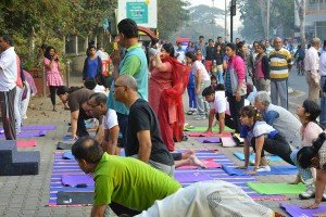 happy streets pune aundh yoga Happy Streets Pune – A Times Of India Initiative | Happy Streets Pune - A Times Of India Initiative